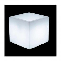 Narciso cube - Illuminated